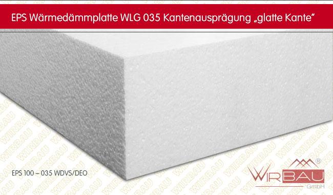 Favorit EPS 035 Dämmplatten - günstige Baustoffe online. MY01