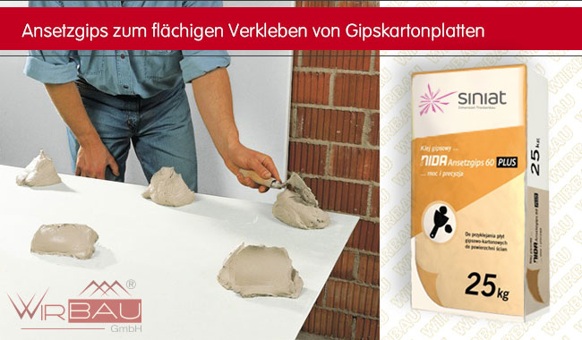 ansetzbinder f r gipskartonplatten g nstige baustoffe online. Black Bedroom Furniture Sets. Home Design Ideas