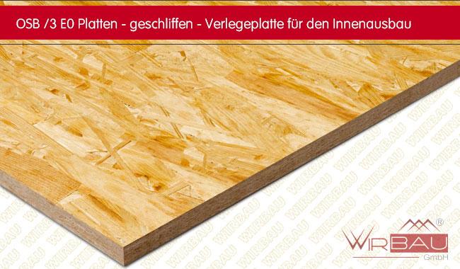 Osb Platten Preise 22mm : osb 3 verlegeplatten geschliffen g nstige baustoffe online ~ Frokenaadalensverden.com Haus und Dekorationen