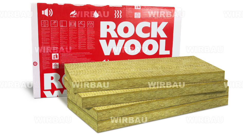 Relativ Rockwool Frontrock 035 - günstige Baustoffe online. GN56