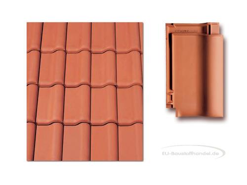 Sonstige Nett 8 Stück Firstklammern Farbe Braun Firstziegel