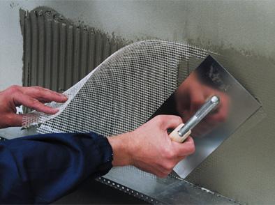 Fabulous Anleitung für den Aufbau und die Montage einer Fassadendämmung PK02